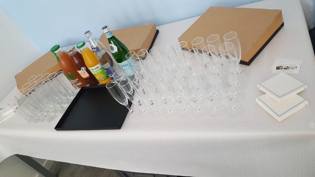 Cocktail Thèse UFR Simone Veil Montigny le Bx