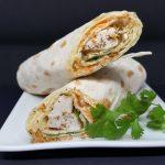Nouvelle collection wraps poulet du traiteur Goodee SQY