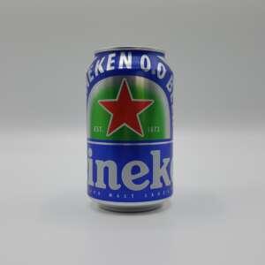 Boite de bière sans alcool Heineken 0.0