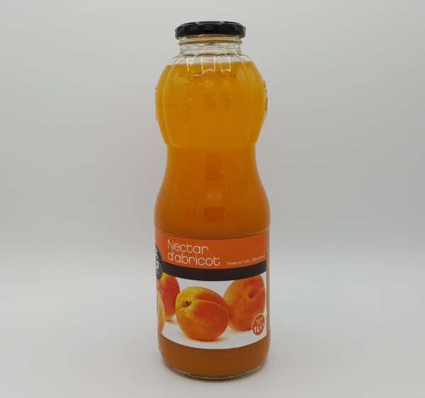 Nectar de jus de d'abricot gilbert 1 litre