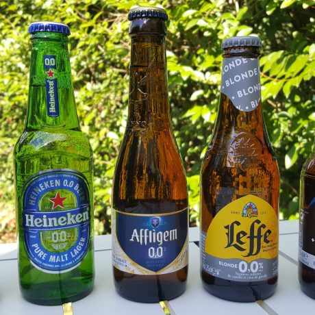 Bières sans alcool chez le traiteur Goodee SQY à Voisins le Bretonneux
